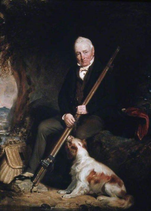 John Innes | John Phillip | Oil Painting