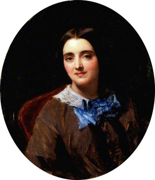 Miss Jean Isabella Ross | John Phillip | Oil Painting