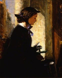 Kate Nickleby (from Charles Dickens' 'Nicholas Nickleby') | John Phillip | Oil Painting