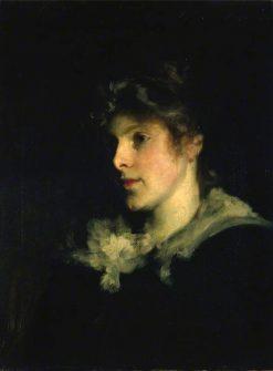 Miss Poppy Graeme | John Singer Sargent | Oil Painting
