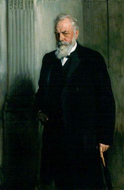 John Fyfe (1830-1903) | John Singer Sargent | Oil Painting