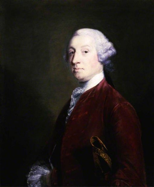 Robert Ramsden | Sir Joshua Reynolds | Oil Painting