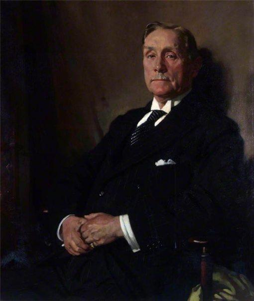 Sir Robert Williams of Park | Sir William Orpen | Oil Painting