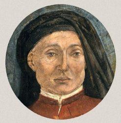 Presumed Self Portrait | Alessio Baldovinetti | Oil Painting