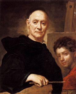 Self-Portrait | Giuseppe Ghislandi | Oil Painting