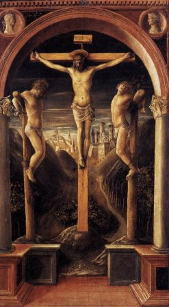Crucifixion | Vincenzo Foppa | Oil Painting