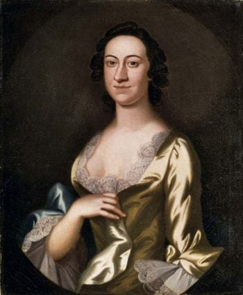 Margaret Dulany Hamilton (?) | John Wollaston | Oil Painting
