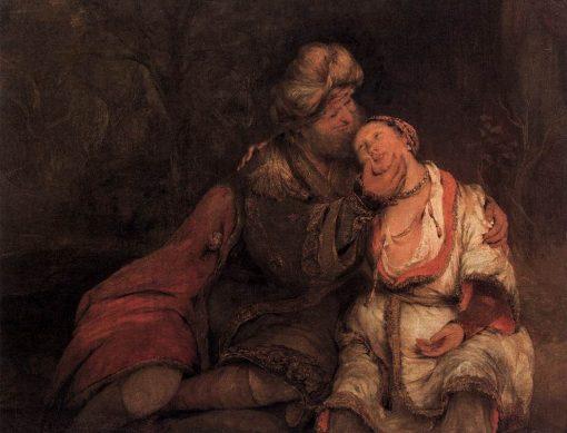 An Old Testament Scene | Aert de Gelder | Oil Painting