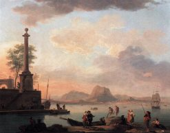 The Islands of the Archipelago | Claude Joseph Vernet | Oil Painting