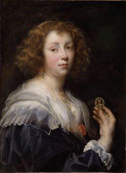 Portrait of his Daughter