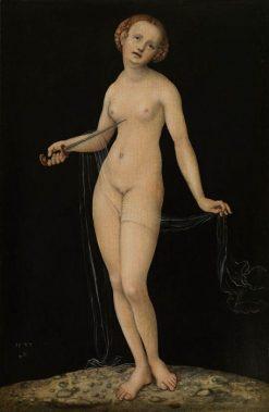 Lucretia | Lucas Cranach the Elder | Oil Painting