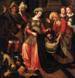 The Revenge of Tomyris | Michiel Coxie | Oil Painting
