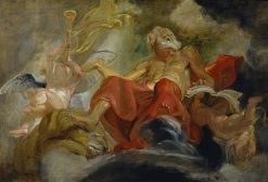 Assumption of Hieronymus | Peter Paul Rubens | Oil Painting