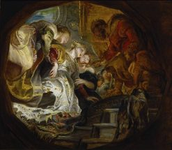 Esther von Ahasver | Peter Paul Rubens | Oil Painting