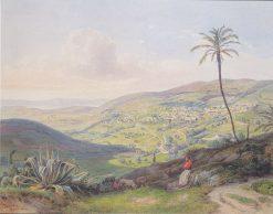 View of Bethlehem | Leander Russ | Oil Painting