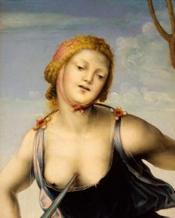 Lucretia | Niccolò Giolfino the Younger | Oil Painting