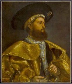 Portrait of a Gentleman | Girolamo Romanino | Oil Painting