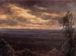 Morning Fog | Carl Gustav Carus | Oil Painting