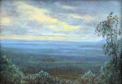 Morning Fog | Carl Gustav Carus | Oil Painting