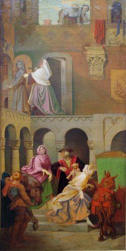 Cinderella goes to the Prom | Moritz von Schwind | Oil Painting