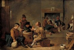 Tavern Scene | David Teniers II | Oil Painting