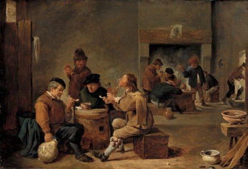 Tavern Scene | David Teniers II | Oil Painting