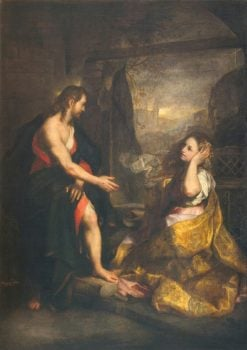 Noli me Tangere | Federico Barocci | Oil Painting