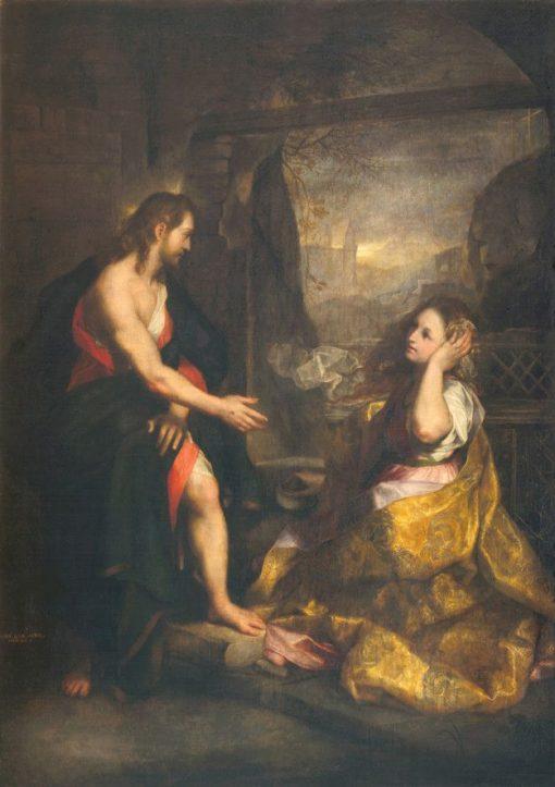 Noli me Tangere | Federico Barocci | Oil Painting
