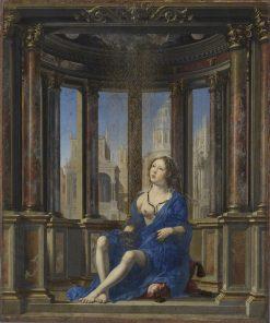 Danae | Jan Gossaert | Oil Painting