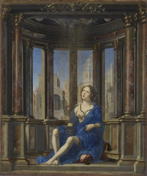 Danae | Jan Gossaert | Oil Painting