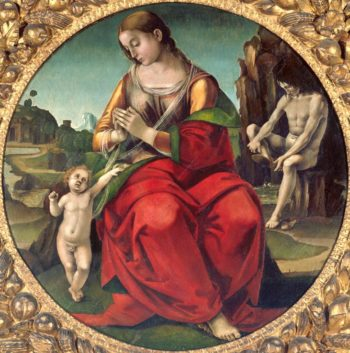 Virgin and Child | Luca Signorelli | Oil Painting