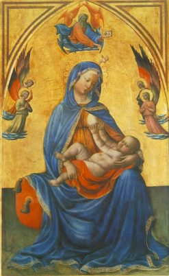 Madonna and Child | Masolino da Panicale | Oil Painting