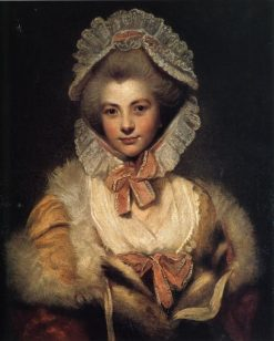Portrait of Lavinia Bingham
