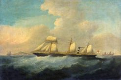 SS 'Heptarchy' | British School th Century   Unknown | Oil Painting