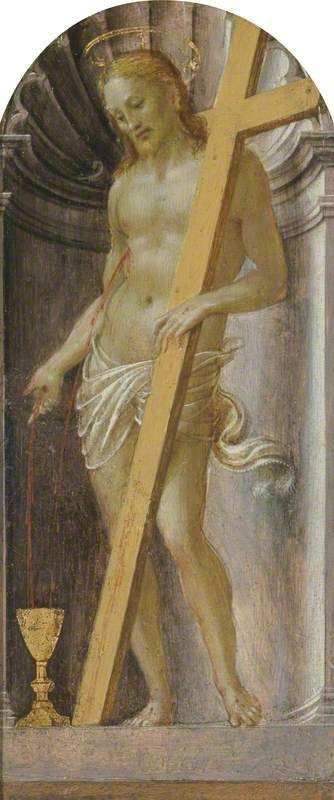 Christ the Redeemer | Francesco Granacci | Oil Painting