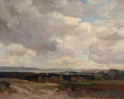 Pas de Calais | Herbert Hughes Stanton | Oil Painting