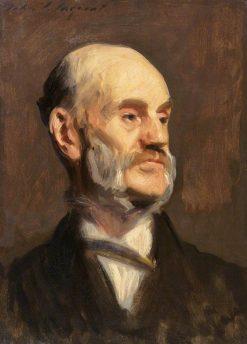 Hercules Brabazon Brabazon (1821-1906) | John Singer Sargent | Oil Painting