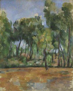 Provencal Landscape | Paul CEzanne | Oil Painting