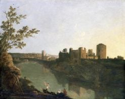 Pembroke Town and Castle | Richard Wilson