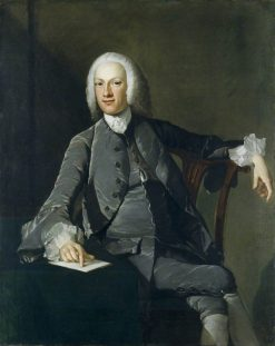 Sir Edward Lloyd (1709-1795) | Richard Wilson