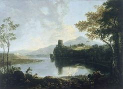 Dolbadarn Castle | Richard Wilson