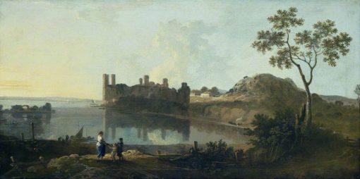 Caernarvon Castle   Richard Wilson