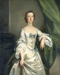 Portrait of a Lady: Maid of Honour | Richard Wilson