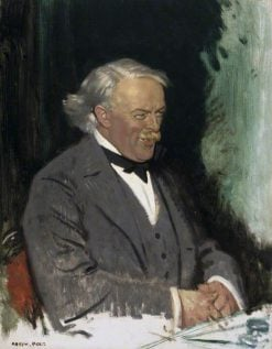 David Lloyd George (1863-1945) | Sir William Orpen | Oil Painting