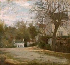 Montmartre | Stanislas LEpine | Oil Painting