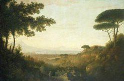 The Bay of Naples | Thomas Jones | Oil Painting