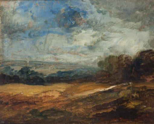 Sketch for a Landscape | William James Muller | Oil Painting