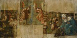 The Miracle of Amsterdam | Jacob Cornelisz. van Oostsanen | Oil Painting