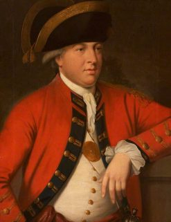 Colonel John Lemon (1754-1814)