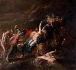 The Rape of Proserpine (after Peter Paul Rubens) | Willem van Herp the Elder | Oil Painting